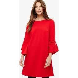 Phase Eight Tanya Tie Sleeve Tunic Dress, Red, Tunic found on Bargain Bro UK from Phase Eight