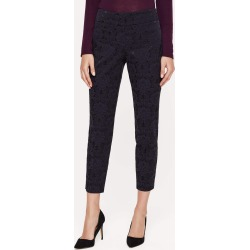 Phase Eight Women's Lil Floral Jacquard Trousers, Blue, Tapered found on Bargain Bro UK from Phase Eight