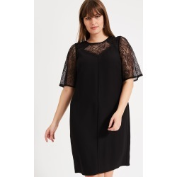 Studio 8 Renee Lace Dress, Black, Shift, Occasion Dress found on MODAPINS from Phase Eight for USD $123.48