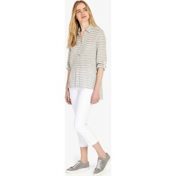 Phase Eight Women's Halle Crop Trousers, White, Skinny found on Bargain Bro UK from Phase Eight