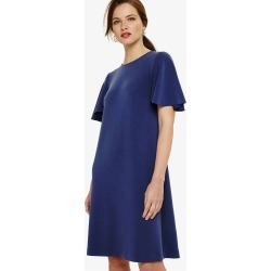 Phase Eight Sari Sueded Ponte Dress, Blue, Shift found on Bargain Bro UK from Phase Eight
