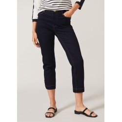 Phase Eight Women's Ramona Straight Leg Jean, Blue, Straight found on Bargain Bro UK from Phase Eight