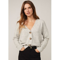 Phase Eight Sybille Cardigan, Grey, Cardigan found on MODAPINS from Phase Eight for USD $76.57