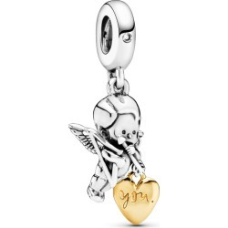 PANDORA Cupid And You Pendant Charm - Sterling Silver found on MODAPINS from Pandora Jewellery UK for USD $71.83