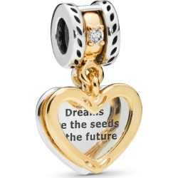 PANDORA Seeds Of The Future Pendant Charm - Sterling Silver found on MODAPINS from Pandora Jewellery UK for USD $71.83