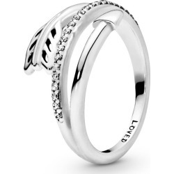 PANDORA Sparkling Arrows Ring - Sterling Silver / Cubic Zirconia found on MODAPINS from Pandora Jewellery UK for USD $78.36