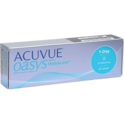 Acuvue Oasys 1-Day with HydraLuxe - 30er Box