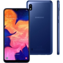 Smartphone Samsung Galaxy A10 Azul 32GB found on Bargain Bro Philippines from Webfones for $342.51