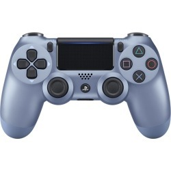 Controle Playstation Dualshock 4 Azul Titânio - PS4 found on Bargain Bro India from Webfones for $146.51