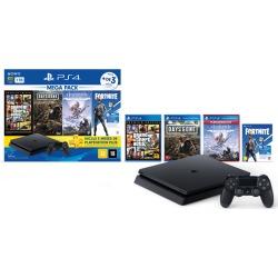 Console Playstation 4 1TB Slim Mega Pack Bundle v6 - PS4