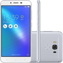 Smartphone Asus ZC553 Zenfone 3 Max Prata 32GB found on Bargain Bro Philippines from Webfones for $386.61