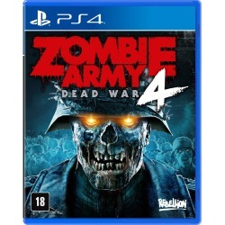 Jogo Zombie Army 4: Dead War - PS4 found on Bargain Bro Philippines from Webfones for $87.71