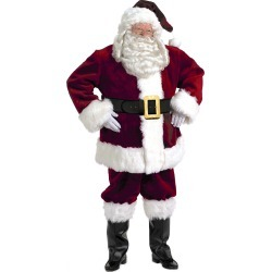 Claus Suit for Adults