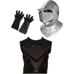 Fortnite Malicious Knight Costume Kit found on Bargain Bro India from Birthday in a Box for $67.99