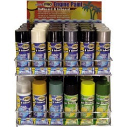 RACK FOR SPRAY PAINT - Marpac