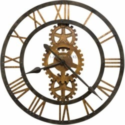 Howard Miller Crosby Wall Clock found on Bargain Bro India from 1-800-4CLOCKS for $375.00