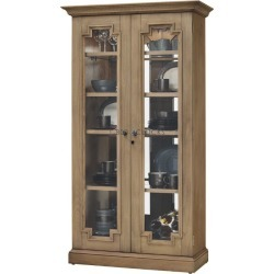 Howard Miller Chasman II Collectors Cabinet-Floor found on Bargain Bro India from 1-800-4CLOCKS for $2525.00