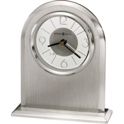 Howard Miller Argento Silver Table Clock found on Bargain Bro India from 1-800-4CLOCKS for $62.50