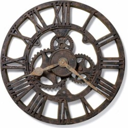 Howard Miller Allentown Wall Clock found on Bargain Bro India from 1-800-4CLOCKS for $268.00