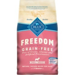 Blue Buffalo Freedom Small Breed Dry Dog Food 11 lb