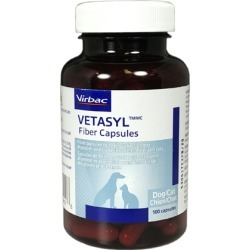 Vetasyl Fiber Capsules 100 ct