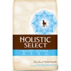 Holistic Select Radiant Adult Health Anchovy, Sardine & Salmon Meal Dry Dog Food 4 lb
