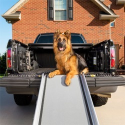 Solvit Telescoping Dog Ramps XL Telescoping Dog Ramp