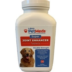 Super Joint Enhancer Chewable Tablets 120 ct