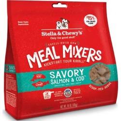 Savory Salmon & Cod Freeze-Dried Meal Mixers 18oz