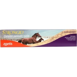 Wormers Medication, Strongid Paste 1 Oral Syringe