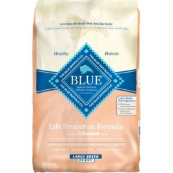 Blue Buffalo Chicken & Brown Rice Large Breed Puppy Food15 lb bag
