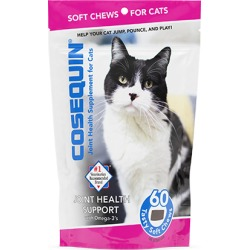 Nutramax Cosequin Soft Chews for Cats 60 ct