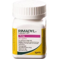 Rimadyl 75 mg Caplets 30 ct