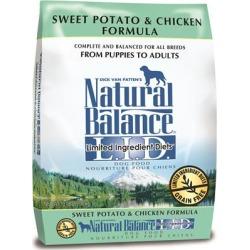 Natural Balance L.I.D. Limited Ingredient Diets Sweet Potato & Chicken Formula 13 lb