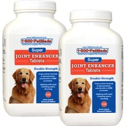Super Joint Enhancer Chewable Tablets 240 ct