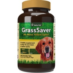 Urinary Tract & Kidneys Medication, NaturVet GrassSaver 250 ct Tablets
