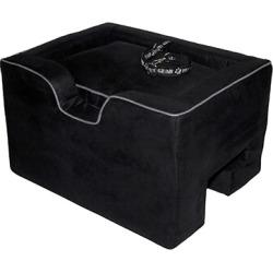 Medium Dog Car Booster Seat Black