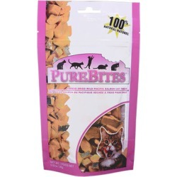 PureBites Freeze-Dried Cat Treats Salmon 0.92 oz