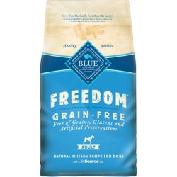 Blue Buffalo Freedom Adult Dry Dog Food 4 lb bag