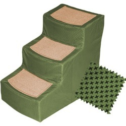 Pet Gear Designer Pet Stair III - Sage