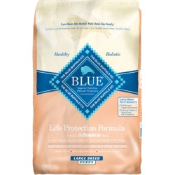 Blue Buffalo Chicken & Brown Rice Large Breed Puppy Food30 lb bag