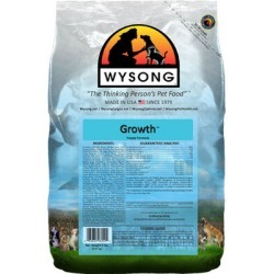 Wysong Growth Dry Dog Food 5 lb