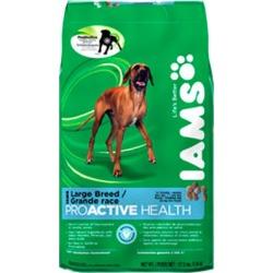 Iams ProActive Health Adult Large Breed Dry Dog Food 15 lb