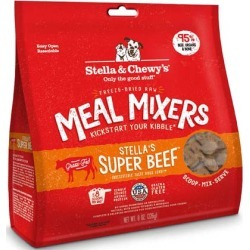 Stella's Super Beef Freeze-Dried Meal Mixers 8oz