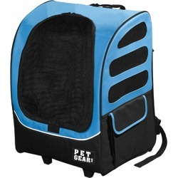 Pet Gear I-GO Plus Traveler Pet Carrier - Ocean Blue