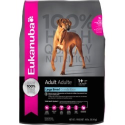 Eukanuba Large Breed Adult Dry Dog Food 33 lb