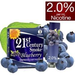 Refill Cartridge 3 Pack Box - Blueberry 2.0% Nicotine