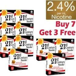 Power Pack Regular Sale - Refill 2.4% Buy 7+3 FREE - 30 Total