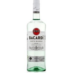 Bacardi Superior White Rum 70cl found on Bargain Bro UK from 31 Dover
