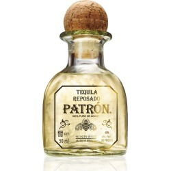 Miniature Patron Reposado Tequila 5cl found on Bargain Bro UK from 31 Dover